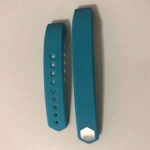 Blue Fitbit Alta band (Size small)